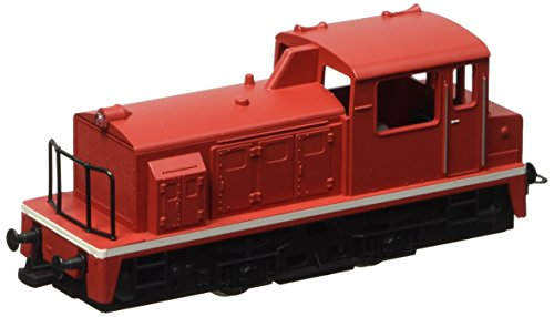 Lima - Hl2301 - Locomotive Diesel - Livrée Orange - Echelle 1/87