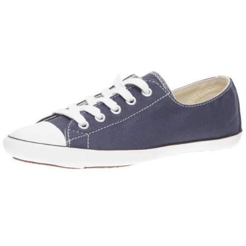 Converse Women's Chuck Taylor All Star Light OX Lace-Up Navy/White 511531 5 UK