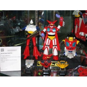 Gx-06 Getter Robo Die Cast Figure