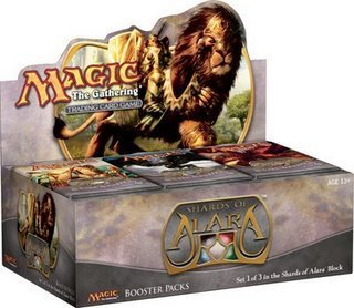 Magic the Gathering Card Game Shards of Alara Booster Box (36 Packs)