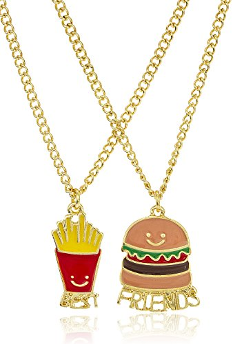Goldtone Burger and Fries