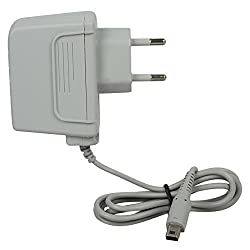 Nintendo DSi/XL/3DS/3DS XL Power Supply Adapter/Charger