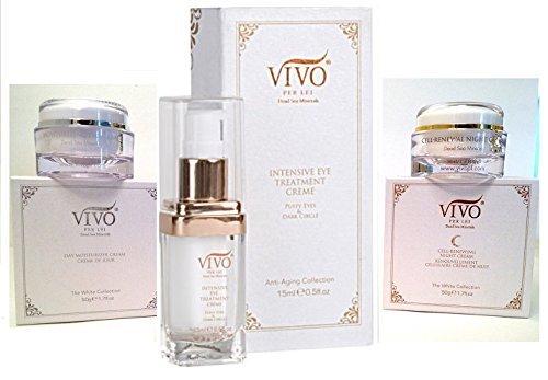 vivo-per-lei-kit-dead-sea-mineral-complete-treatment-set-day-night-eye-creams-3pack