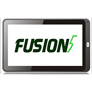 """A1CS FUSION5 Tablet PC - 10.1"""" Screen - Android 4.0 ICS - 1GB RAM - 8GB STORAGE - Capacitive 5-Point Touch Screen - Supports BBC Iplayer."""
