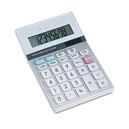 Sharp® EL330TB Portable Desktop Calculator