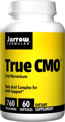 Jarrow Formulas True Cmo, 760Mg, 60 Count