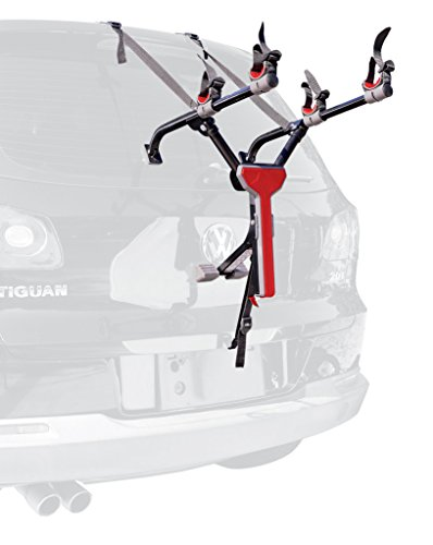 Allen Sports Ultra Compact Folding 2-Bike Trunk Mount Rack (2000 Civic Roof Rack compare prices)
