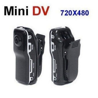 Mini camara de video DV DVR Deportes MD80