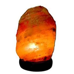 Rock Salt Lamps Reviews : Amazon.com: Ancient Secrets Himalayan Natural Rock Salt Lamp - Medium - 1 Lamp: Health ...
