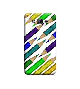 Ebby Premium Back Cover For Samsung Galaxy On5