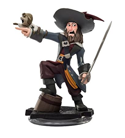 DISNEY INFINITY Figure Captain Barbossa