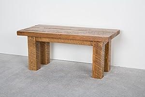Amazon Viking Log Furniture Barnwood Coffee Table