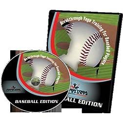 Power Yoga for Sports Baseball Edition
