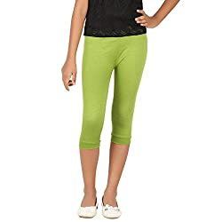 BELONAS Girl's FS Parrot color Capris