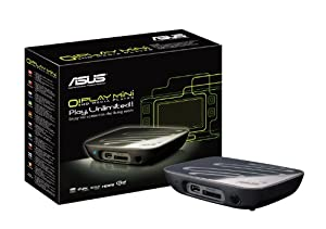ASUS OPLAY_MINI/1A/NTSC/AS Media Player - Black