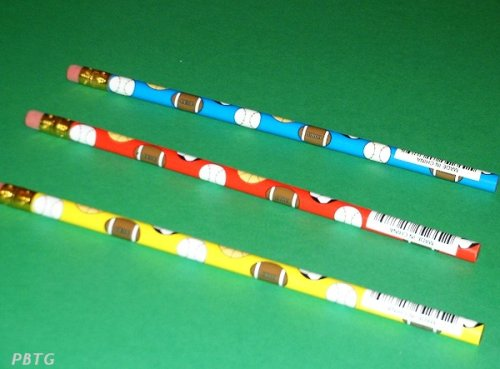 Pencil: Sports - Buy Pencil: Sports - Purchase Pencil: Sports (OTC, Toys & Games,Categories,Arts & Crafts,Pencils & Erasers)