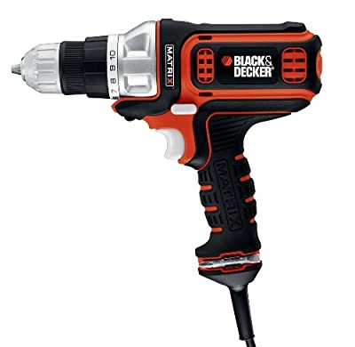 Black & Decker BDEDMT Matrix AC Drill/Driver