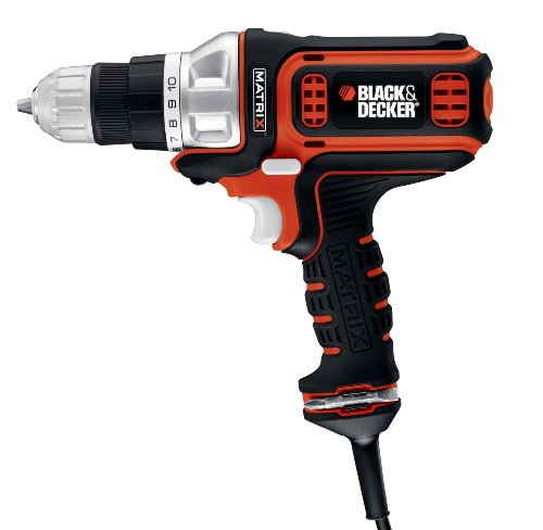 Find Discount Black & Decker BDEDMT Matrix AC Drill/Driver