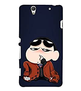 EPICCASE Ching Shang Mobile Back Case Cover For Sony Xperia C4 (Designer Case)