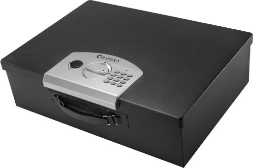 Barska Digital Portable Lockbox (Portable Safety Box compare prices)