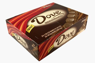 Dove Dark Chocolate 24 Bars (Dove Chocolate Ice Cream compare prices)
