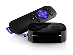 Roku 2 XD Streaming Player 1080p (Old Version)