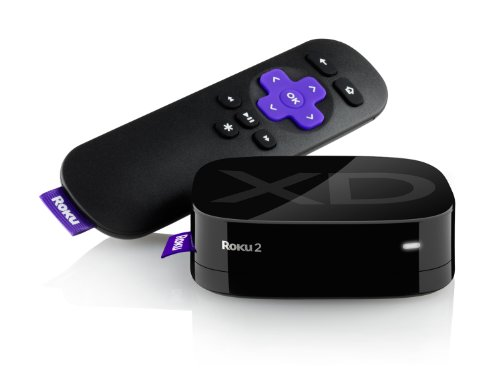 Roku 2 XD Streaming Player 1080p (829610880068)