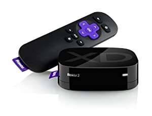 Roku 2 XD Streaming Player 1080p (Old Model)