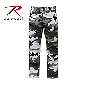 Rothco Bdu Pants, City Camo, 3X-Large