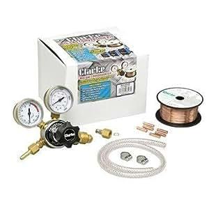 Clarke Craftsman Mig Gas Welder Regulator Kit