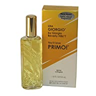 Primo By Parfums De Coeur For Women. Cologne Spray 1.8-Ounce Bottle
