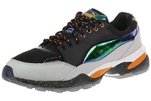 Puma McQ Tech Runner LO Gray by Alexander McQueen Mens Sneaker , Numero di scarpe:EUR 46