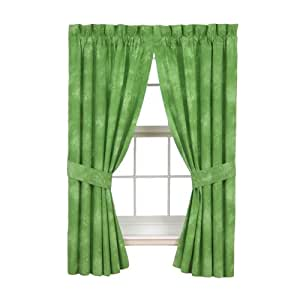 "Amazon.com: Lime Green - Drapes - 63"": Home & Kitchen"