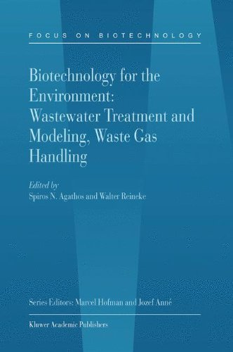 Biotechnology for the Environment: Wastewater Treatment and Modeling, Waste Gas Handling (Focus on Biotechnology)