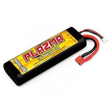 Hobby Products International 101941 Plazma 7.4V 4000mAh 20C LiPo Battery Pack