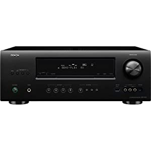 Denon AVR-1612 5.1 Channel A/V Home Theater Receiver (Discontinued by Manufacturer)