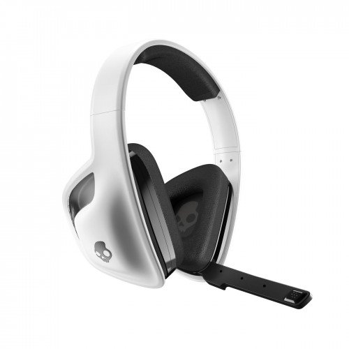 Skullcandy Slyr Gaming Headset, White (Smslfy-205 )