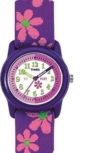 Timex Mädchen-Armbanduhr Analog Quarz inklusive Federmäppchen 66089022SET