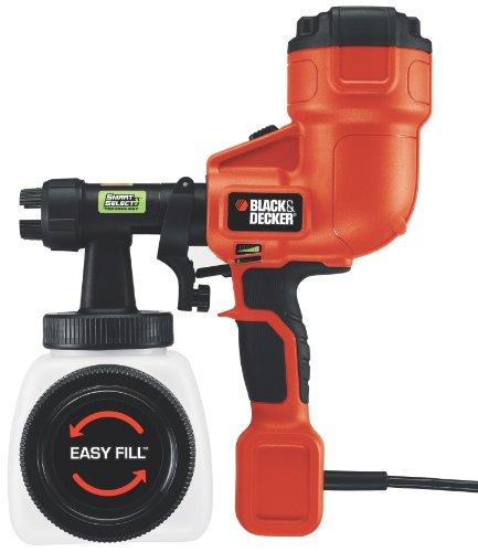 Black & Decker BDPH200B Smart Select HVLP Sprayer