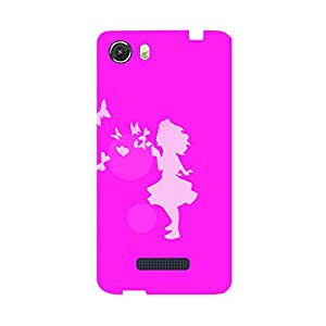Phone Candy Designer Back Cover with direct 3D sublimation printing for Micromax Canvas Unite 3 Q372