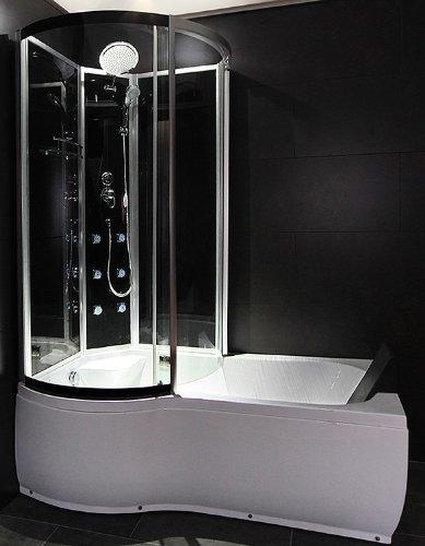 Begehbare Dusche Dichtigkeit : Dusche mit Badewanne  Preisvergleiche, Erfahrungsberichte und Kauf