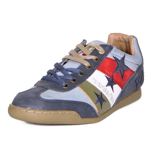 Pantofola d'Oro, Espadrillas basse uomo Cleleste / Azul blu Size: 42 EU