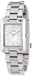 Fossil Women's Watch Florence Analog Quartz Steel Wristwatch ES3325