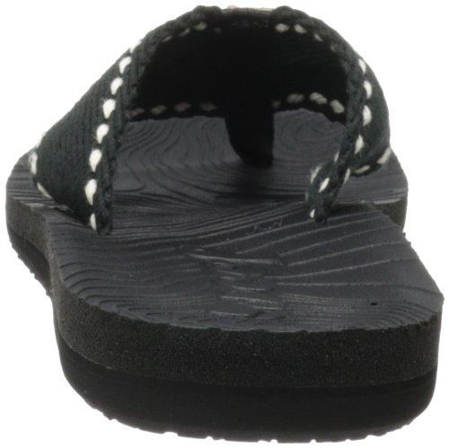 Reef Women's Zen Wonder Sandal,Black/Black,9 M US