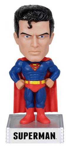 Funko Superman Wacky Wobbler - 1