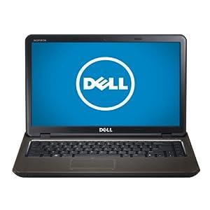 """Dell Inspiron 14"""" Laptop (2.5 GHz Intel Core i5 2450M Processor, 6 GB RAM, 500 GB Hard Drive, Windows 7 Home Premium 64-bit) Espresso Black"""