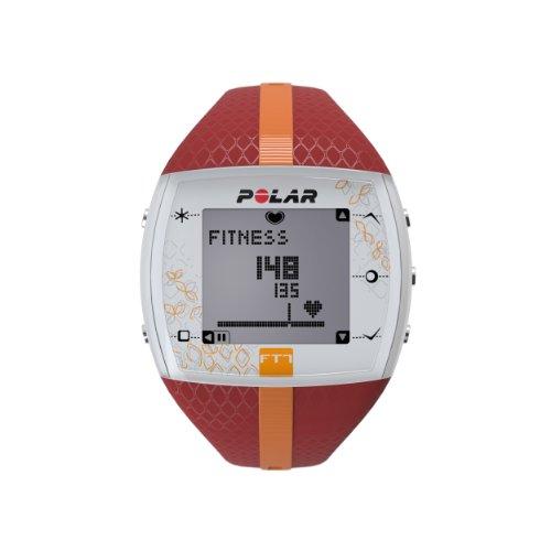 Polar USA Unisex FT7F  Red/Orange Watch