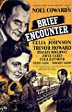 img - for Brief Encounter: Screenplay (Classic Film Scripts) book / textbook / text book