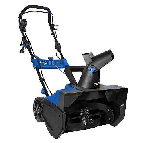 Electric Snow Blower From Snow Joe Featuring 21