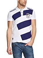 Redbridge Polo (Blanco / Violeta)
